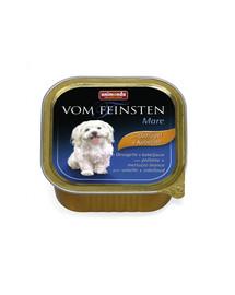 ANIMONDA Vom feinsten paštika pro psy 150 g mare drůbež + treska