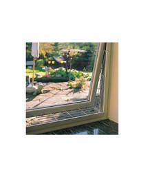 Trixie apsauginės grotelės langui baltos horizontalios
