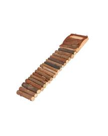 Trixie kopėčios iš natūralios medienos 18 laiptukų  7 X 27 cm