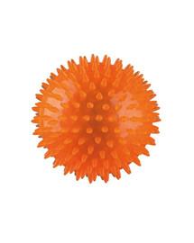 Trixie spalvotas kamuoliukas iš termo gumos 8 cm