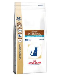 Royal Canin Cat Gastro Intestinal Moderate Calorie Feline 400 G