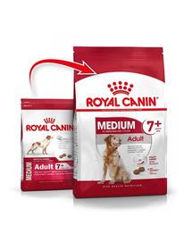 Royal Canin Medium Adult 7+ 15 kg