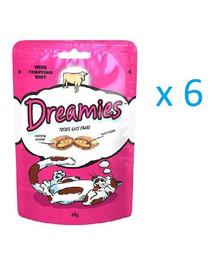Dreamies su jautiena 60 g X6
