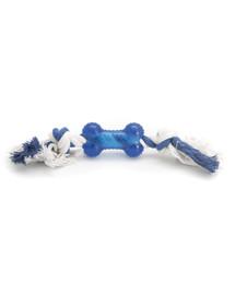 COMFY žaislas kaulas ant virvės 40 cm