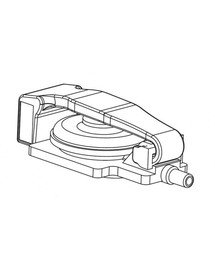 Aquael AP-100 remonto komplektas