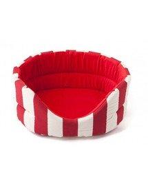 Comfy Marina guolis raudonas baltas L