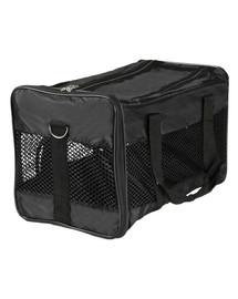 Trixie krepšys juodas 55x30x30 cm