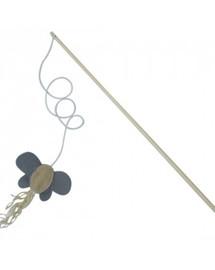 COMFY žaislas meškerė su drugeliu 40 cm