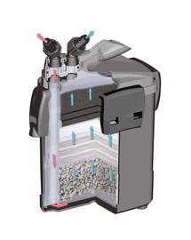 Aquael filtras Mini Kani 80