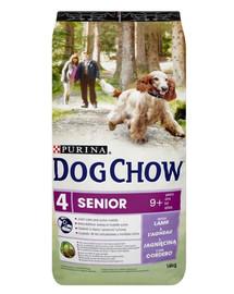 Purina Dog Chow Senior su ėriena 14 kg