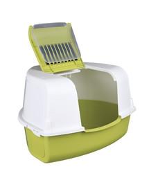 Trixie kampinis tualetas su atidaromu stogu Tadeo 58 × 38 × 50 / 50 cm