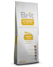 BRIT Care Puppy Lamb&Rice 1 kg