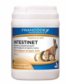 Francodex Intestinet graužikų virškinimui gerinti 150 g