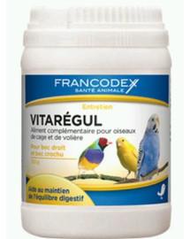 FRANCODEX Vitaregul priemonė paukščių virškinimui palengvinti 150 g
