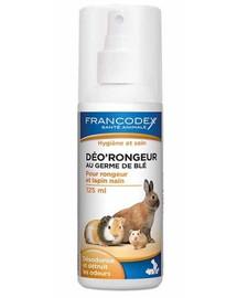 Francodex dezodorantas graužikams 125 ml
