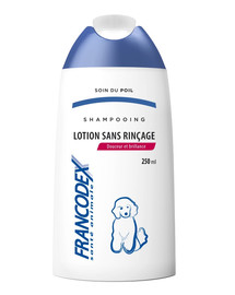 Francodex šampūnas šunims nereikalauntis skalavimo 250 ml