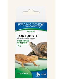Francodex vitaminai vėžliams ir ropliams 15 g