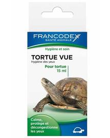 Francodex akių valiklis vėžliams 15 ml
