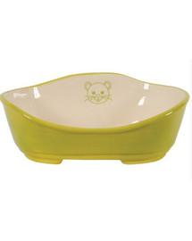 Zolux keramikinis guolis S geltonas
