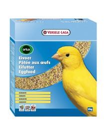 Versele-Laga Eggfood Canaries Yellow 5 kg maistas su kiaušiniais geltonosioms kanarėlėms