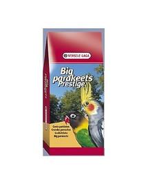 Versele-Laga Big Parakeets 20 kg - maistas vidutinio dydžio papūgoms