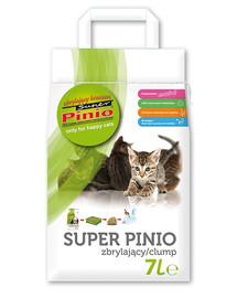Benek Super Pinio sulimpantis kraikas 35 l