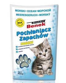 Benek dezinfekavimo priemonė, sugerėjas Ocean 450 g