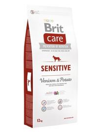 BRIT Care Dog  Grain Free Sensitive Venison & Potato 3 kg