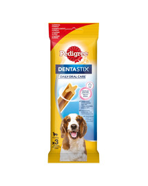 Pedigree Dentastix 77 g X 18