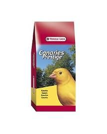 Versele-Laga Canaries Breeding Without Rapeseed 20 kg - maistas kanarėlių veisimui be rapsų