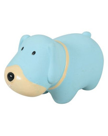 Zolux žaisliukas lateksinis šuo 17,5 cm, skirtingi raštai ir spalvos