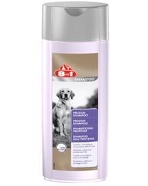 8in1 Protein Shampoo šampūnas su keratinu 250 ml
