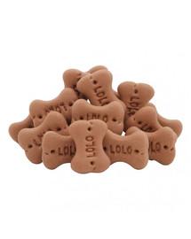 Lolo Pets sausainiai šunims šokoladiniai kauliukai S 17 kg