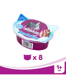 Whiskas Dentabits 40 g X 8