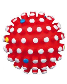 Trixie dygliuotas kamuoliukas su garsu 10 cm