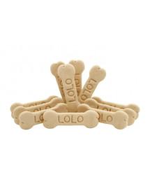 Lolo Pets sausainiai šunims vaniliniai kauliukai L 17 kg