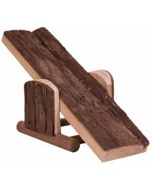 Trixie medinė žaidimų aikštelė graužikams