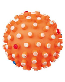 Trixie dygliuotas kamuoliukas 12 cm cypsiantis