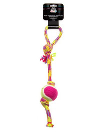 COMFY Shanty Deluxe žaislas su kamuoliuku S 35 cm