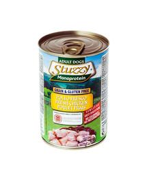 Stuzzy Monoprotein Chicken - vištiena 0.4 kg