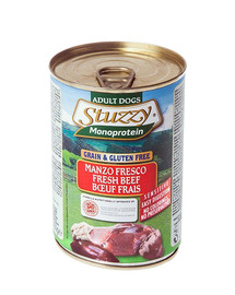 Stuzzy Monoprotein Beef - jautiena 0.4 kg