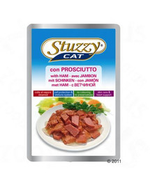 Stuzzy Ham - su kumpiu 100 g