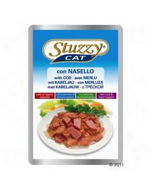 Stuzzy Cod - su menke 100 g