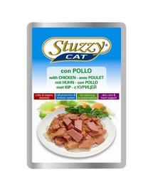Stuzzy Chicken - su vištiena drebučiuose 100 g