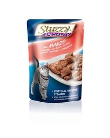 Stuzzy Speciality Beef - su jautiena 100 g