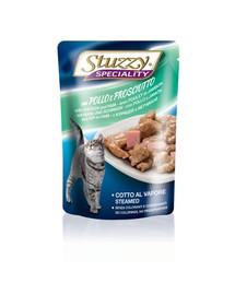 Stuzzy Speciality Chicken And Ham - su vištiena ir kumpiu 100 g