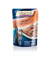 Stuzzy Speciality Salmon - su lašiša 100 g
