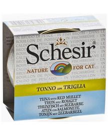 Schesir tunas su kefalžuve 70 g