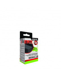 Aquael Fan Mini-Plus filtro kempinė Carbomax 2 vnt.