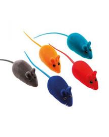 Comfy žaislas Mini pelė cypsianti 6 cm